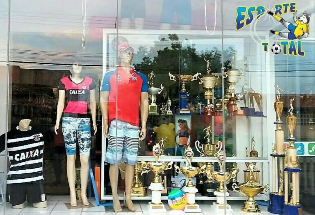 a854f778b A loja Esporte Total tem tudo para o seu esporte